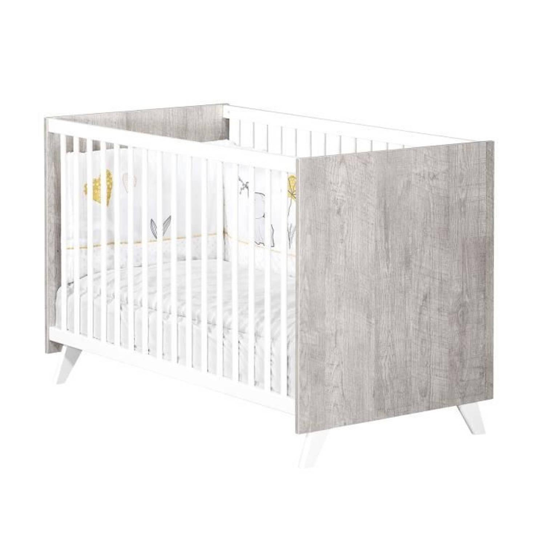 Babyprijs Scandi Gris Babybed 120 X 60