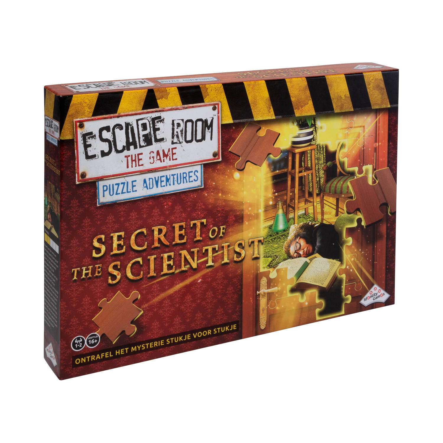 Korting Escape Room The Game Puzzle Adventures