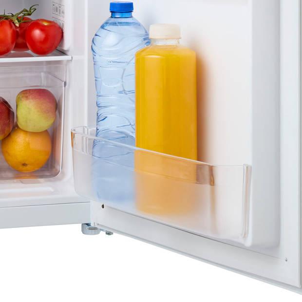 Tomado TRT4801W - Tafelmodel koelkast - 81 liter - met vriesvak - wit