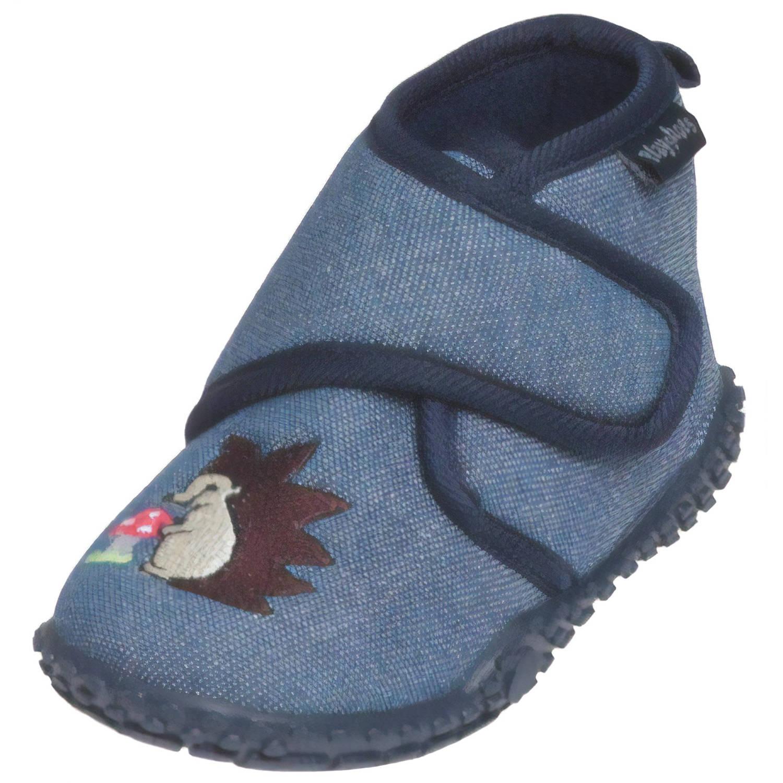 Playshoes Slipper met klittenbandsluiting egel met klittenbandsluiting online kopen