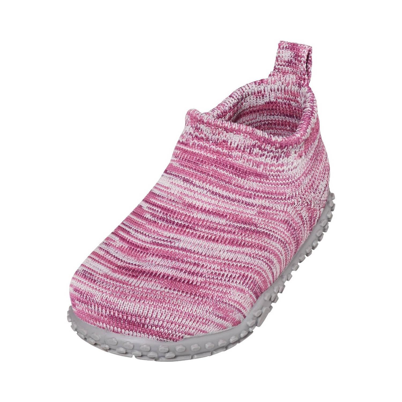 Playshoes Pantoffels Gebreid Junior Roze Maat 26/27 online kopen