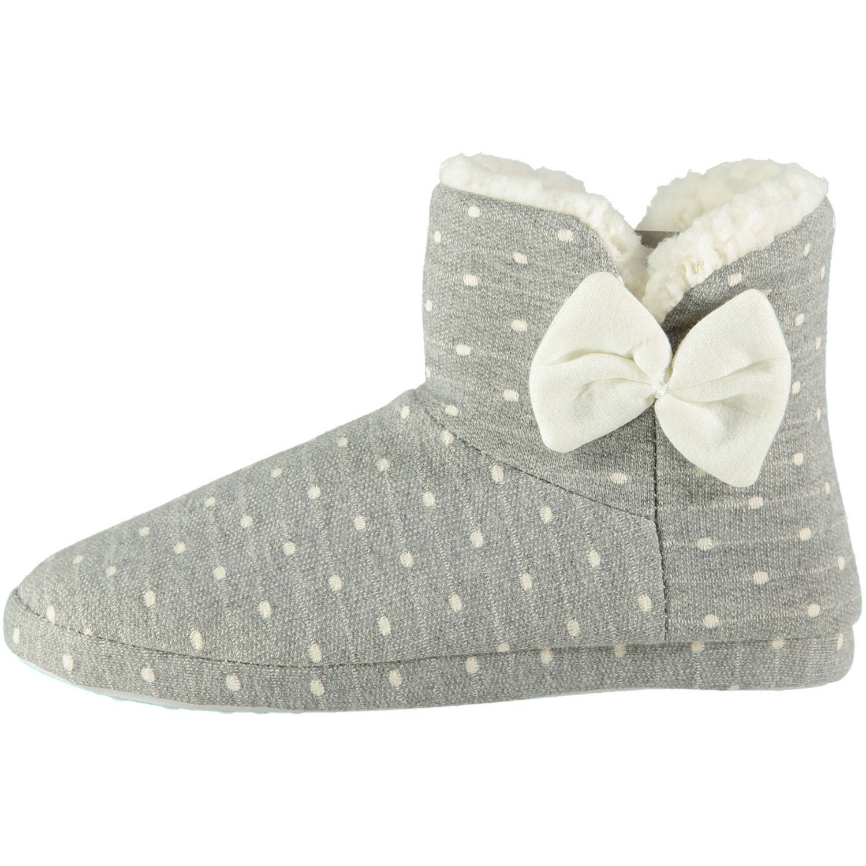 Apollo Sloffen Dames Textiel/elastomeer Grijs/wit Maat 37-38 online kopen