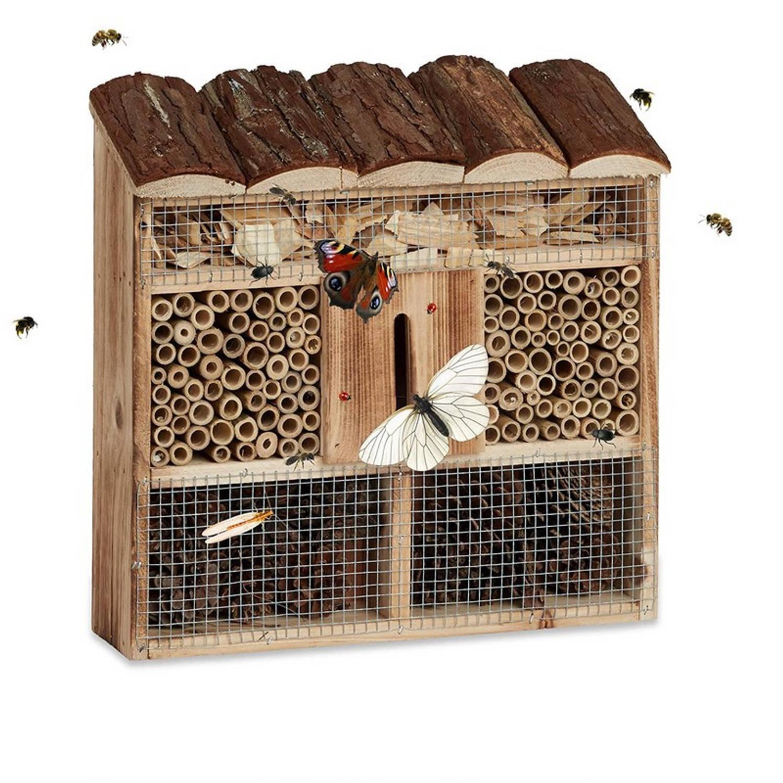 Haushalt Insectenhotel 30 X 9.5 X 30 Cm online kopen