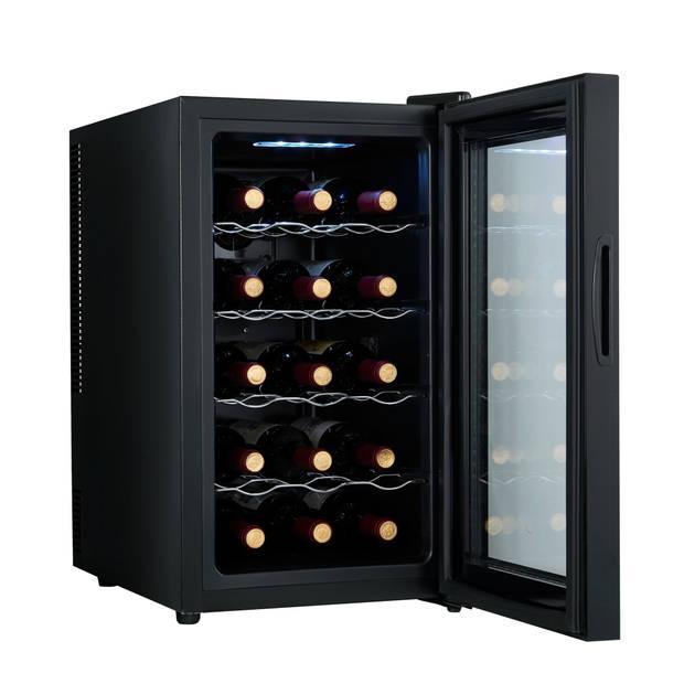 MOMOA WC50 - Wijnkoelkast - Wijnkoeler - 15 flessen