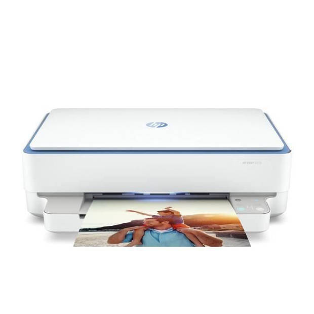 HP 3 in 1 printer - HP Envy 6010 - In aanmerking komende Instant Ink - Inclusief 2 maanden gratis proefperiode *