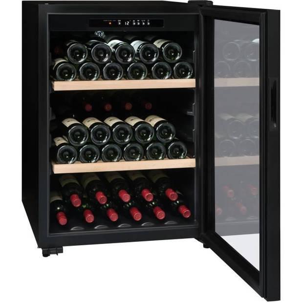 LA SOMMELIERE CTV85 - Verouderingskelder - 77 flessen - Vrijstaand - L60cmxH84cm