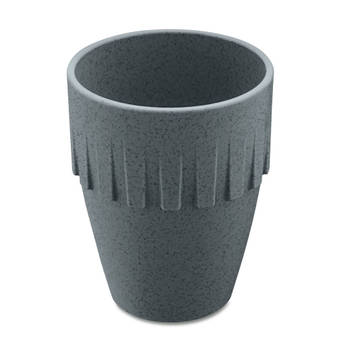 Korting Cappuccinobeker, 0.3 L, Organic Diep Grijs Koziol Connect Coffee