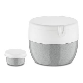 Korting Bento Box, Medium, Organic Grijs Koziol Bentobox M