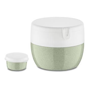 Korting Bento Box, Medium, Organic Groen Koziol Bentobox M