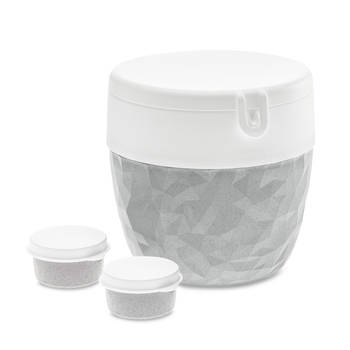 Korting Bento Box, Groot, Organic Grijs Koziol Bentobox L