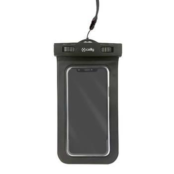 Korting Beschermhoes Voor Smartphone, Zwart Celly Procompact