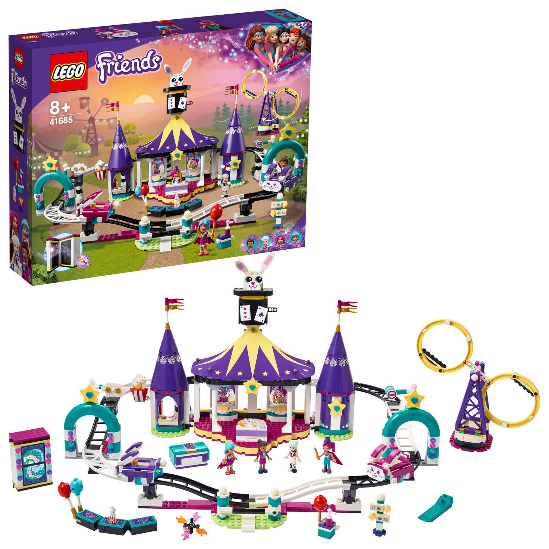 Korting Lego Friends Magische Kermisachtbaan 41685