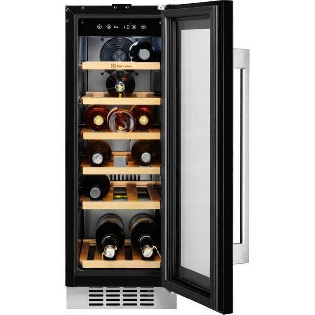 ELECTROLUX - Serveert wijnkelder - 20 flessen - Inbouw - Koud geroerd - AL 30 x H 82,2 cm