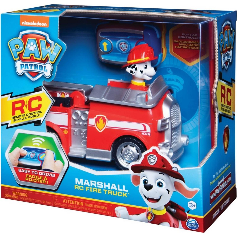 Korting Paw Patrol Marshall Rc Fire Truck