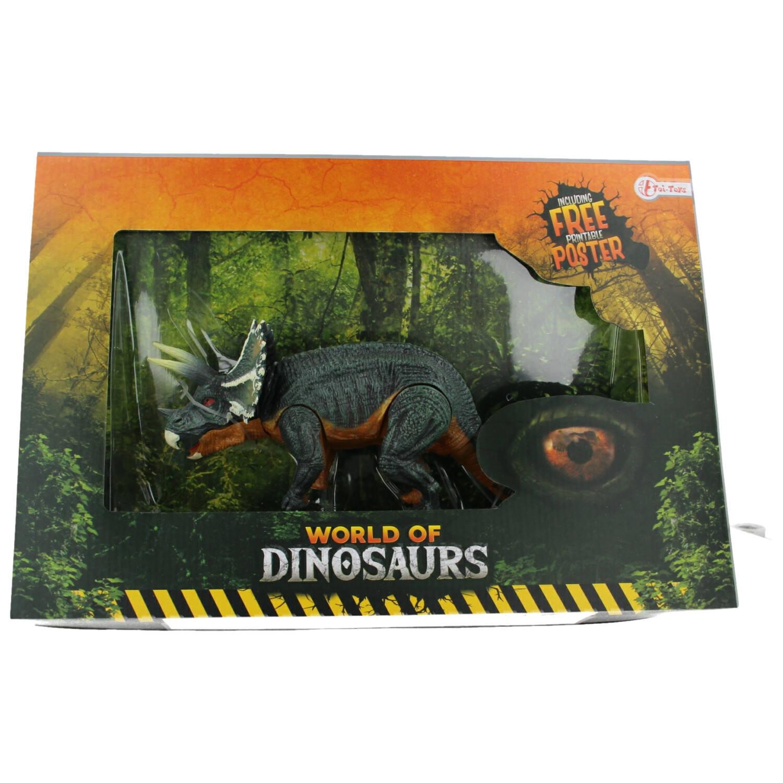 Korting Toi Toys Dinosaurus Triceratops