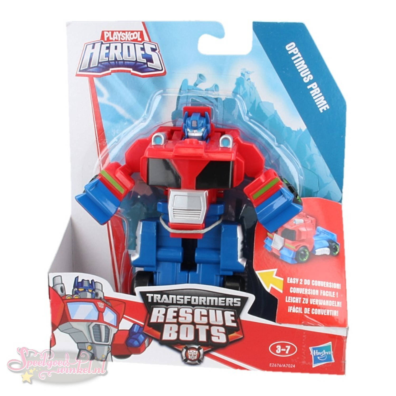 Korting Transformers Rescue Bots Optimus Prime