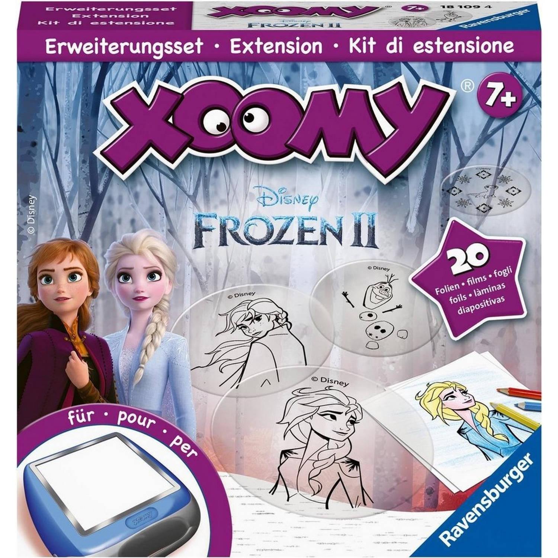 Korting Ravensburger Xoomy Frozen 2 Uitbreidingsset