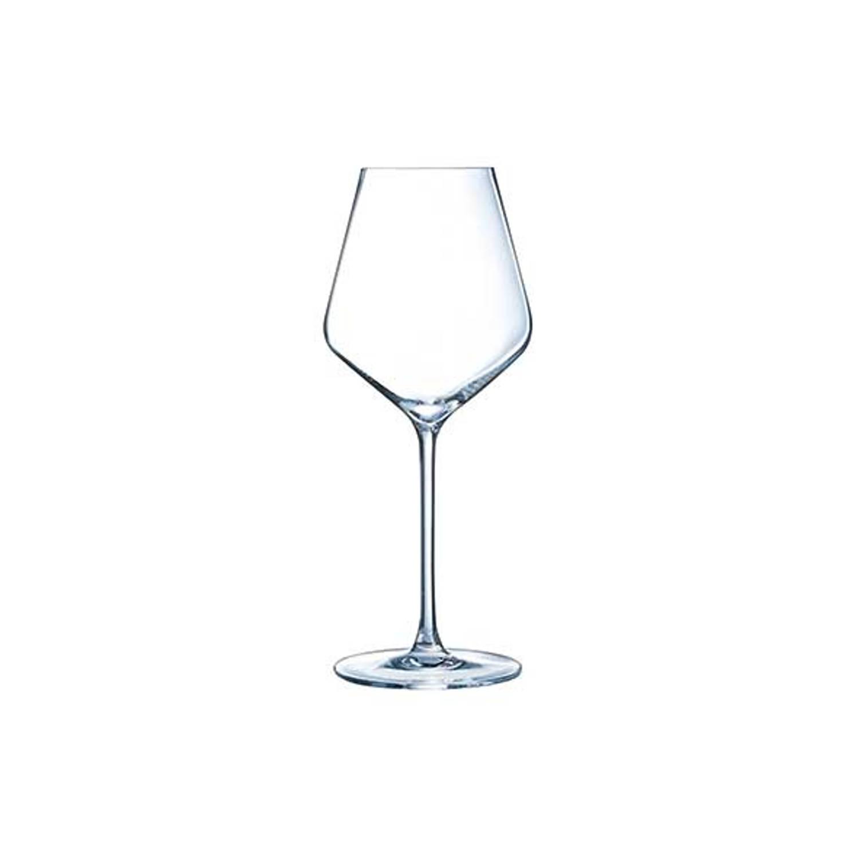 Korting Cristal D'arques Rode Wijn Glas 47 Cl Set Van 6