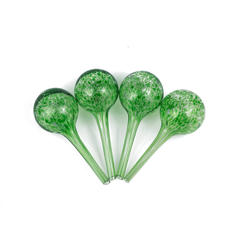 Decopatent® 4 Stuks - Waterdruppelaar Voor Planten - Watergever - Glas
