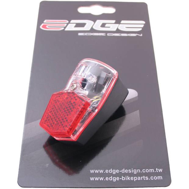 Spatbordachterlicht Edge Sprint 1 led - incl. batterijen (blister)