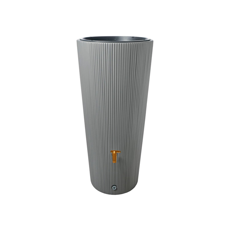Garantia - Regenton - 2-in-1 - Linus - 220 Liter - Grijs
