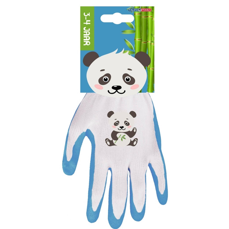 Korting Talen Tools Werkhandschoenen Kinderen 3 4 Jaar Panda