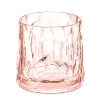 Korting Whiskyglas, 250 Ml Roze Koziol Club No. 2