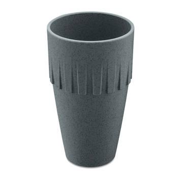 Korting Lattebeker, 0.4 L, Organic Diep Grijs Koziol Connect Coffee