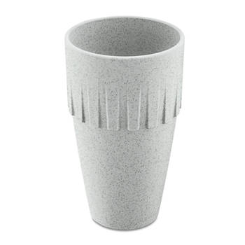 Korting Lattebeker, 0.4 L, Organic Grijs Koziol Connect Coffee