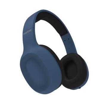Korting Bluetooth Koptelefoon, Blauw Kunststof Celly Pantone