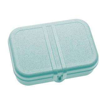 Korting Lunchbox Met Verdeler, Organic Aqua Koziol Pascal L
