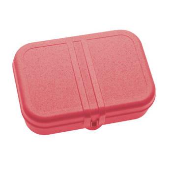 Korting Lunchbox Met Verdeler, Organic Koraal Koziol Pascal L