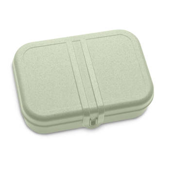 Korting Lunchbox Met Verdeler, Organic Groen Koziol Pascal L