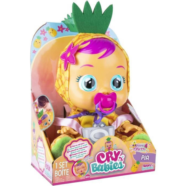 Imc Toys Cry Babies Pia