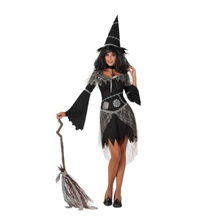 Korting Atosa Heks Kostuum Voor Vrouwen