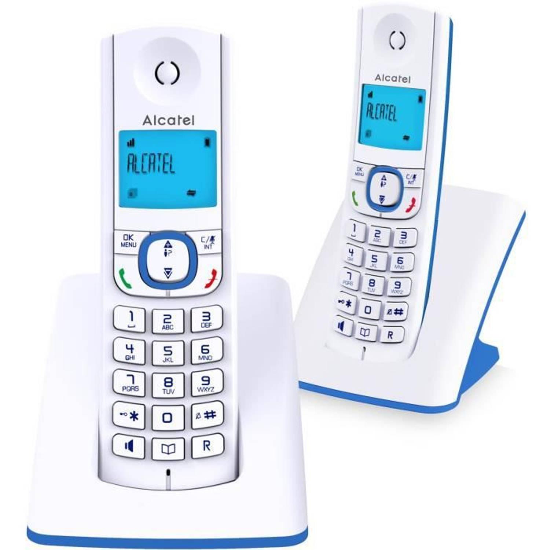 Korting Alcatel F530 Blauw Duo