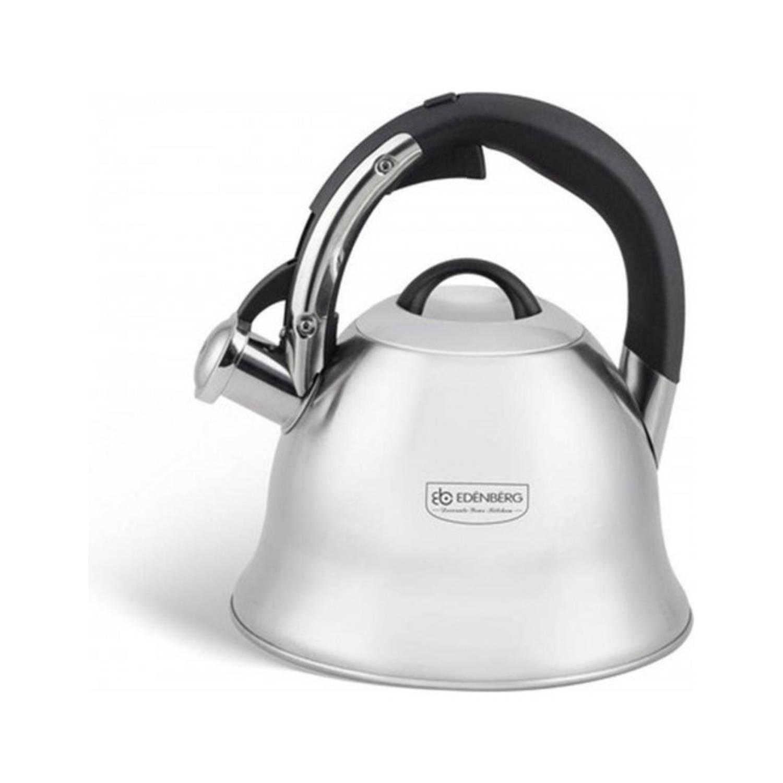 Korting Edënbërg Classic Line Rvs Luxe Fluitketel 3.0 Liter